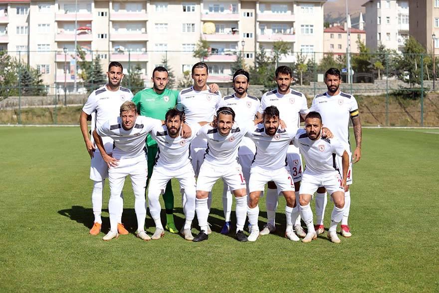 Yılport Samsunspor, Ofspor A.Ş. ile 1-1 berabere kaldı 1
