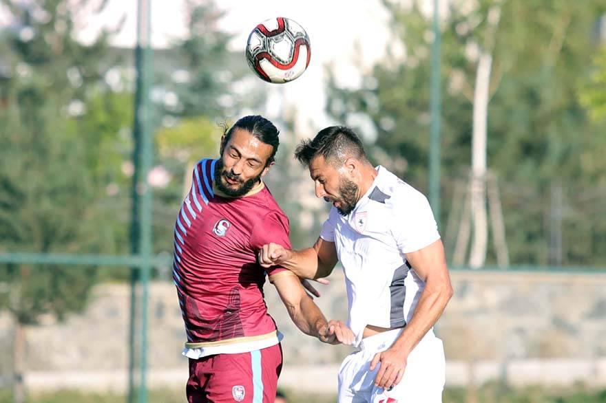 Yılport Samsunspor, Ofspor A.Ş. ile 1-1 berabere kaldı 7