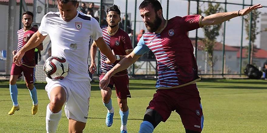 Yılport Samsunspor, Ofspor A.Ş. ile 1-1 berabere kaldı