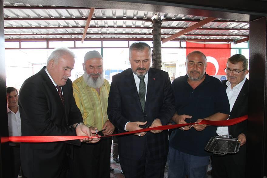 Kızılırmak Sanayi Sitesi Mescidi'nin Kapıları Tekrar Açıldı 18