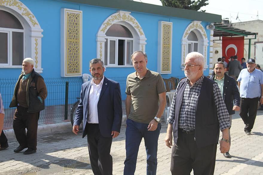 Kızılırmak Sanayi Sitesi Mescidi'nin Kapıları Tekrar Açıldı 21