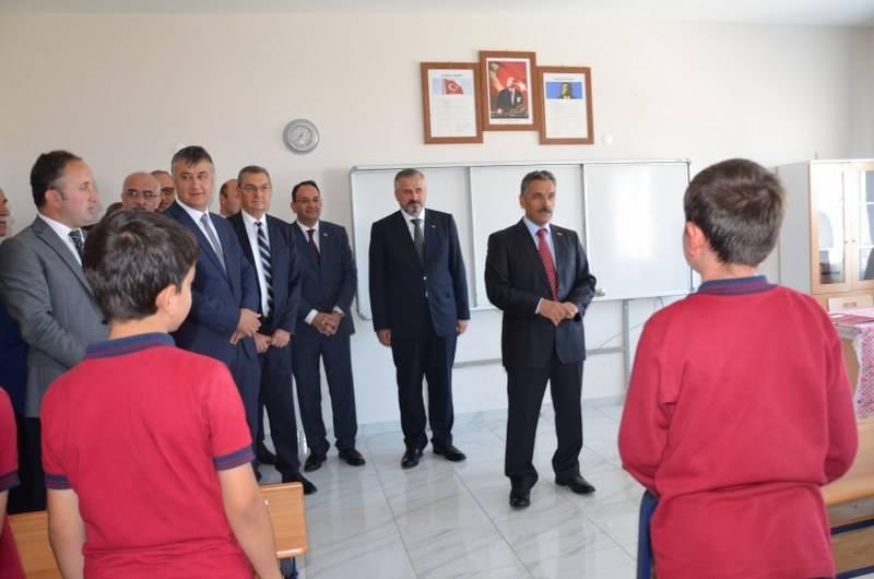Gül-Nusret Kural Ortaokulu Açıldı 10