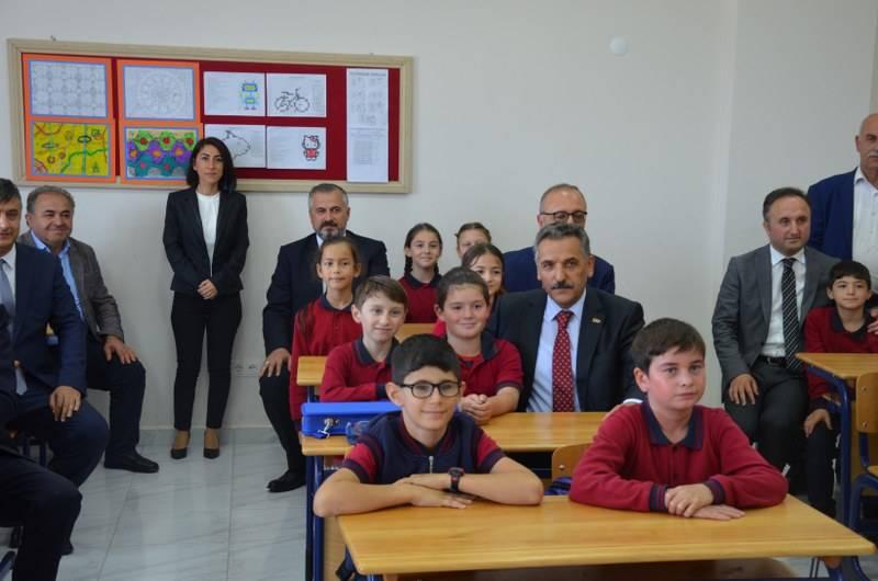 Gül-Nusret Kural Ortaokulu Açıldı 13
