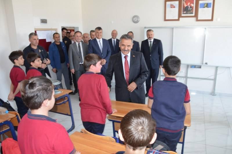 Gül-Nusret Kural Ortaokulu Açıldı 9