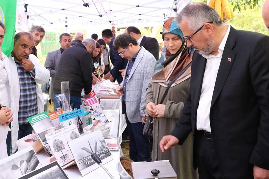 """Bafra'da """"7. Ekolojik Yerel Tohum ve Yaşam Şenliği"""" düzenlendi.  24"""