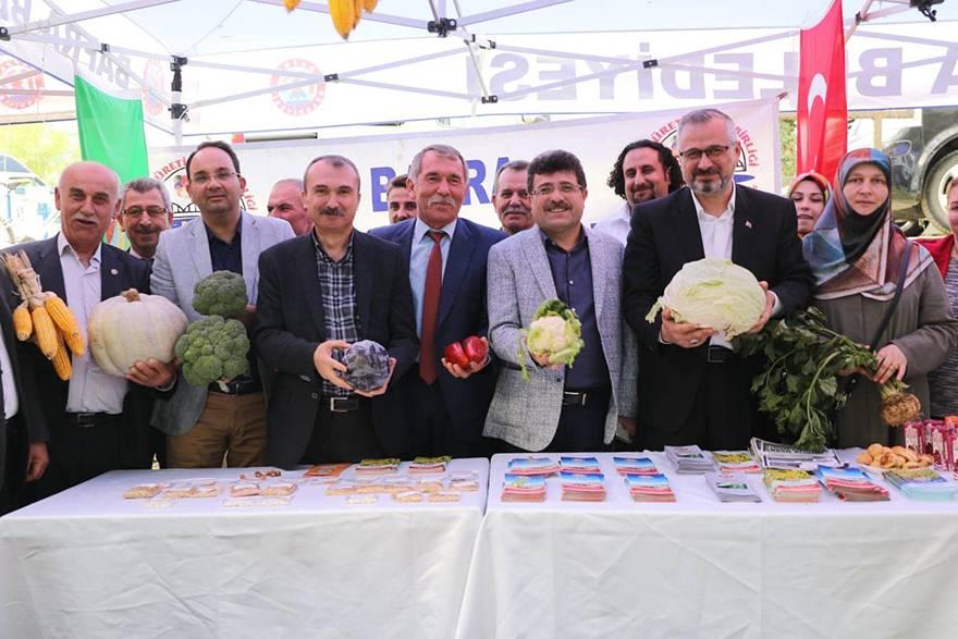 """Bafra'da """"7. Ekolojik Yerel Tohum ve Yaşam Şenliği"""" düzenlendi.  26"""
