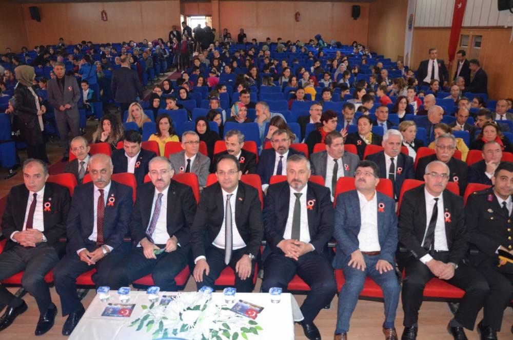 Atatürk ölümünün 81. Yılında Bafra'da Anıldı 14
