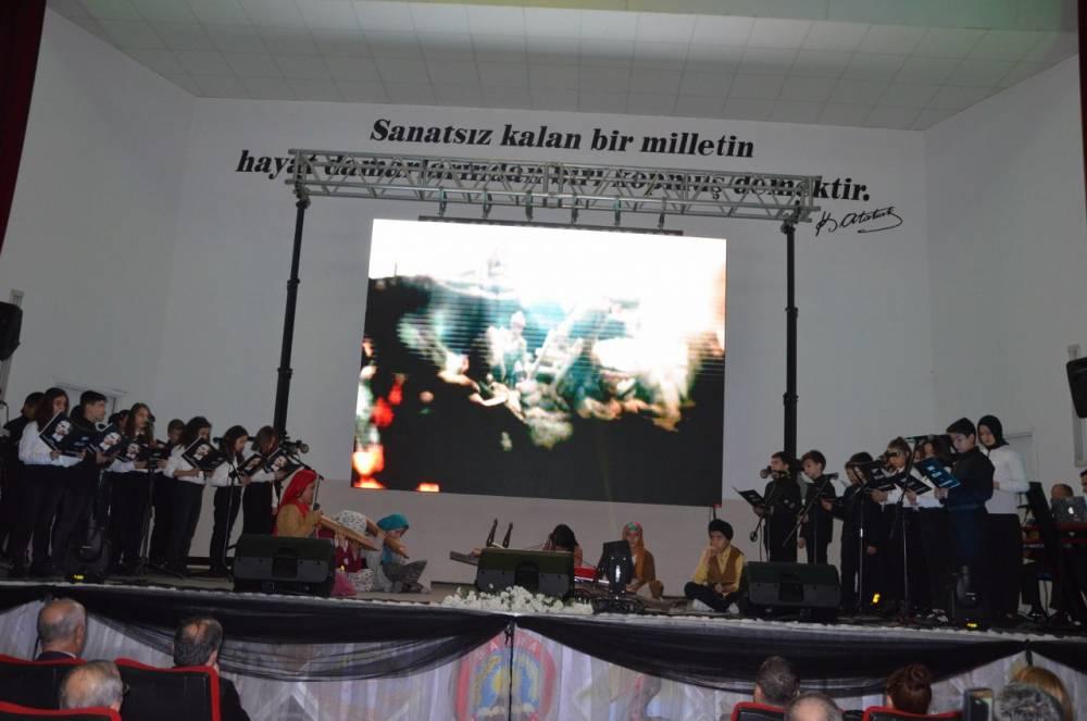 Atatürk ölümünün 81. Yılında Bafra'da Anıldı 22