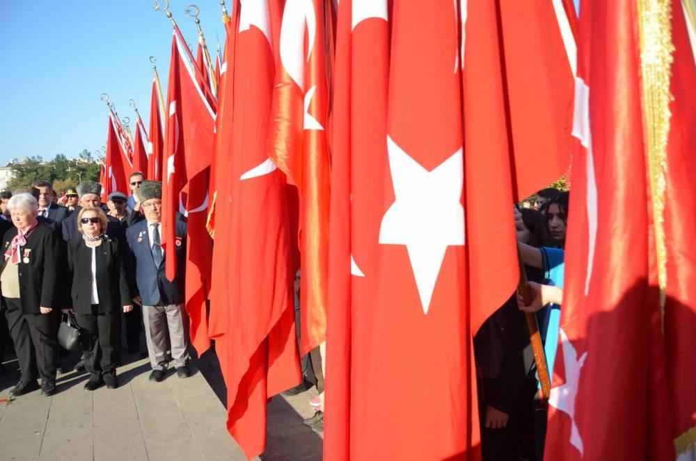 Atatürk ölümünün 81. Yılında Bafra'da Anıldı 9