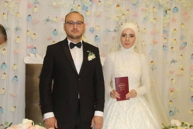 Zehra & Mahmut Erdem Aydın Dünyaevine Girdi 19