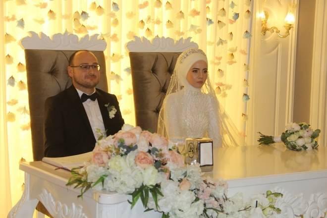 Zehra & Mahmut Erdem Aydın Dünyaevine Girdi 9