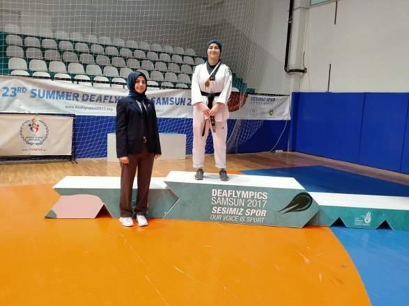 Bafra Tekvando Spor Kulübü'nün Büyük Başarısı 1
