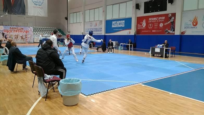 Bafra Tekvando Spor Kulübü'nün Büyük Başarısı 10