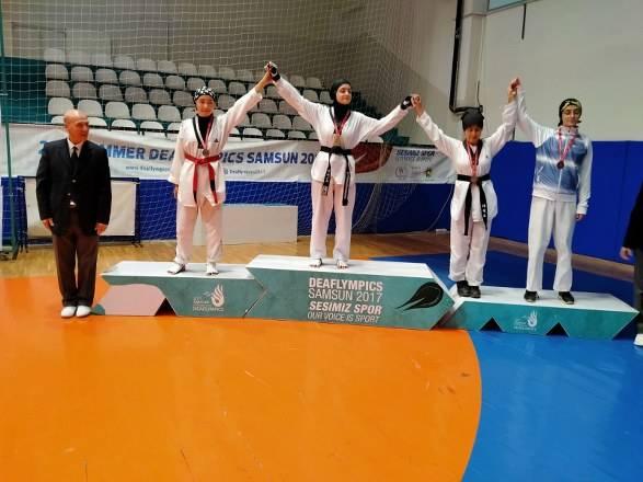Bafra Tekvando Spor Kulübü'nün Büyük Başarısı 11