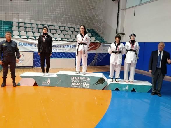 Bafra Tekvando Spor Kulübü'nün Büyük Başarısı 19