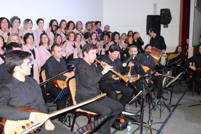 Bafra Musiki Cemiyeti'nden Yılın İlk Konseri 17