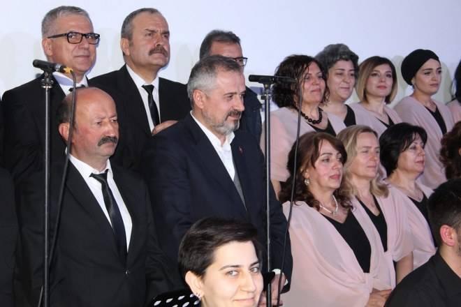 Bafra Musiki Cemiyeti'nden Yılın İlk Konseri 19