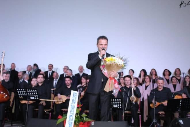 Bafra Musiki Cemiyeti'nden Yılın İlk Konseri 22
