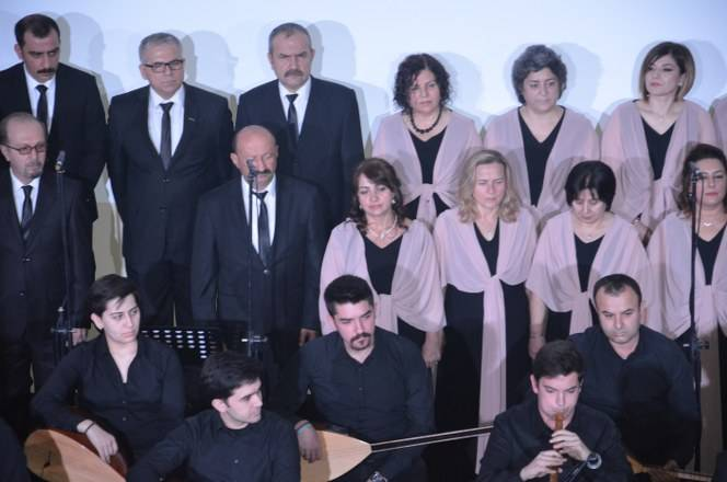 Bafra Musiki Cemiyeti'nden Yılın İlk Konseri 7
