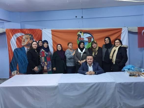 Şeyhulaşlılar İstanbul'da Bafra'nın Lezzetlerini Tanıtıyor 1