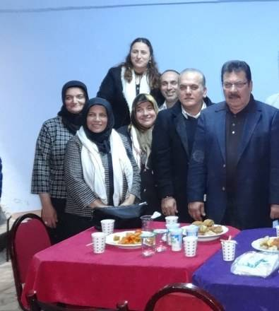 Şeyhulaşlılar İstanbul'da Bafra'nın Lezzetlerini Tanıtıyor 2