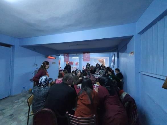 Şeyhulaşlılar İstanbul'da Bafra'nın Lezzetlerini Tanıtıyor 23