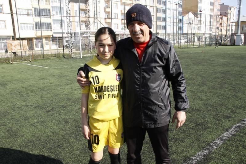 Gelecek Vad Eden Genç Kız Futbolcunun Hayali Milli Takıma Gitmek 10