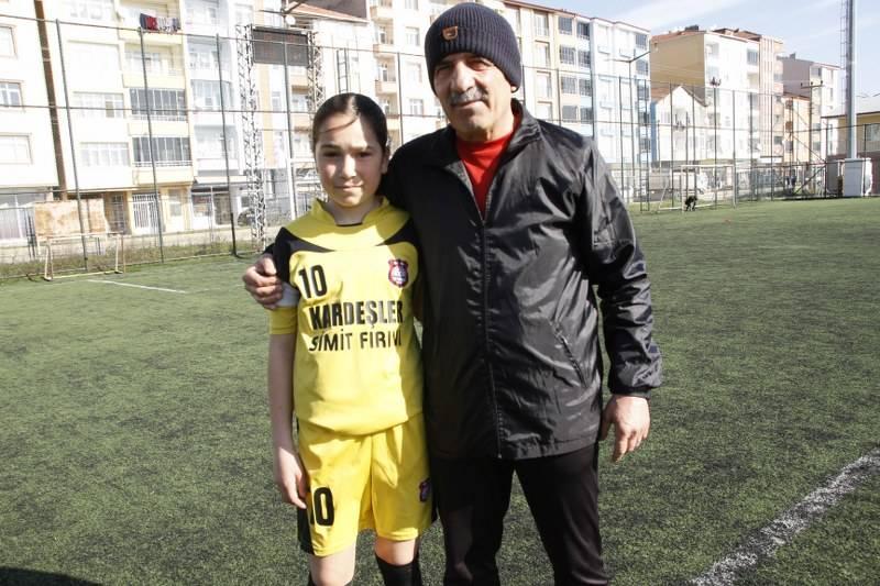 Gelecek Vad Eden Genç Kız Futbolcunun Hayali Milli Takıma Gitmek 11