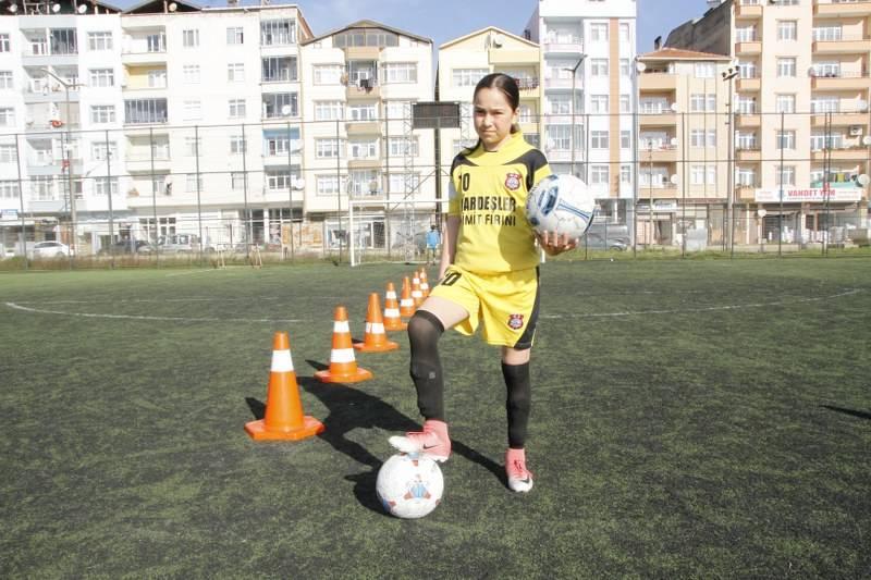 Gelecek Vad Eden Genç Kız Futbolcunun Hayali Milli Takıma Gitmek 4