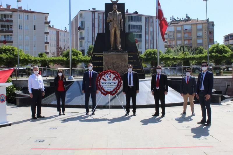 19 Mayıs Atatürk'ü Anma ve Gençlik Spor Bayramı 5
