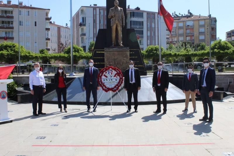 19 Mayıs Atatürk'ü Anma ve Gençlik Spor Bayramı 6