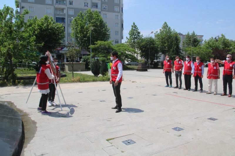 Türk Kızılay'ın 152. Yılı 1