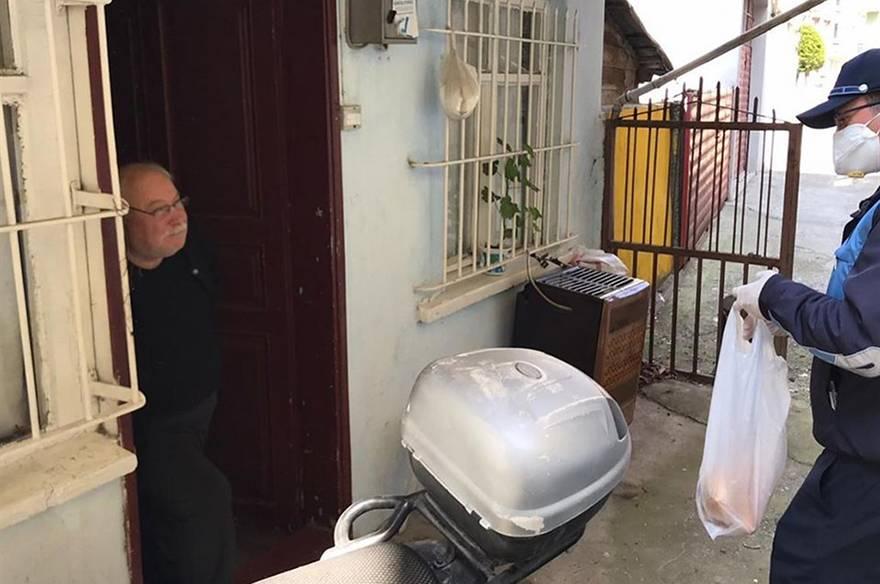 Bafra Belediyesinin pandemi faaliyetleri 1