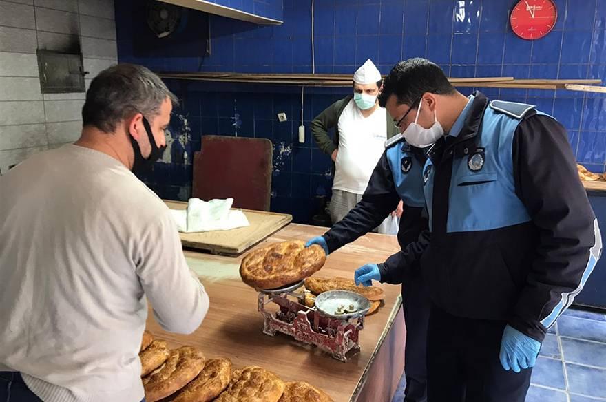 Bafra Belediyesinin pandemi faaliyetleri 3