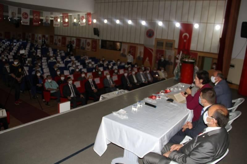 Bafra MHP 13'üncü olağan kongresi yapıldı 9