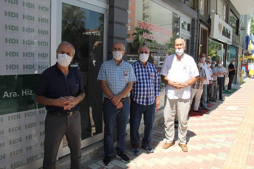 EKREM ATMACA DUALARLA DEFNEDİLDİ 16