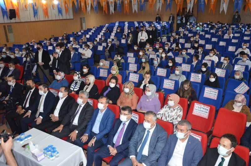 AK PARTİ GENÇLİK KOLLARI BAŞKANLIK SEÇİMİNE BAFRA'DAN START VERDİ 67