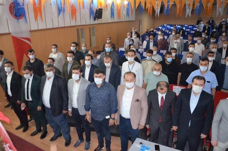 AK PARTİ GENÇLİK KOLLARI BAŞKANLIK SEÇİMİNE BAFRA'DAN START VERDİ 77