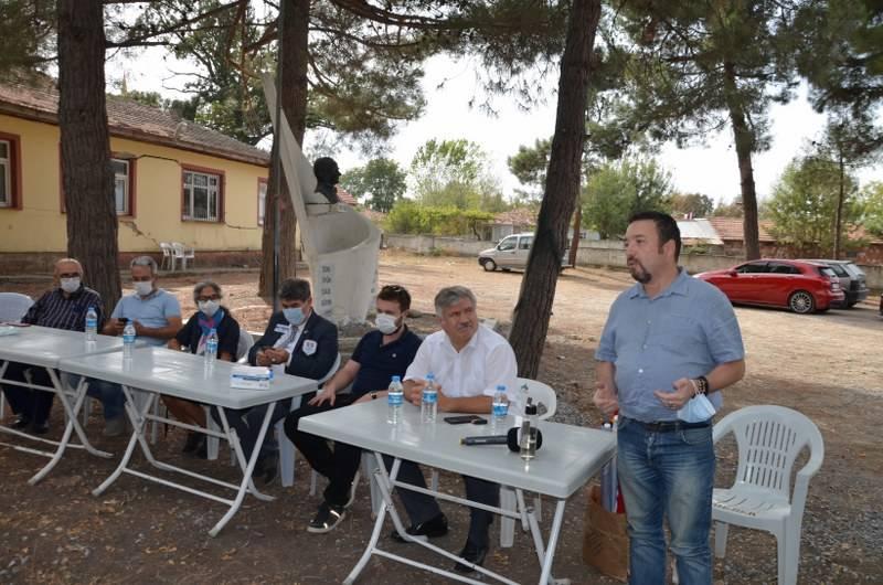 Bafra Kızılırmak Rotary Kulübünden Örnek Köy Projesi 1