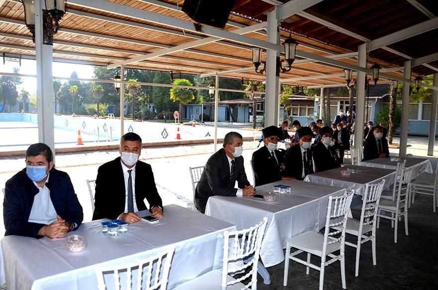 Bafra'da tebrikat töreni 31
