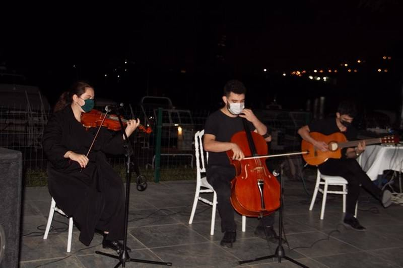 Samsun İYİ Parti kuruluşunun 3'üncü yılını kutladı 1