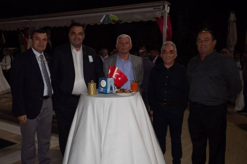 Samsun İYİ Parti kuruluşunun 3'üncü yılını kutladı 10