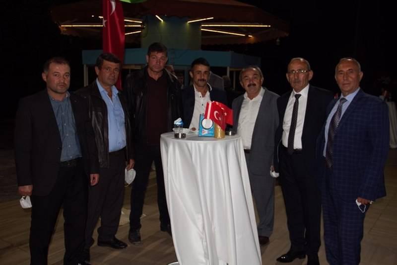 Samsun İYİ Parti kuruluşunun 3'üncü yılını kutladı 12