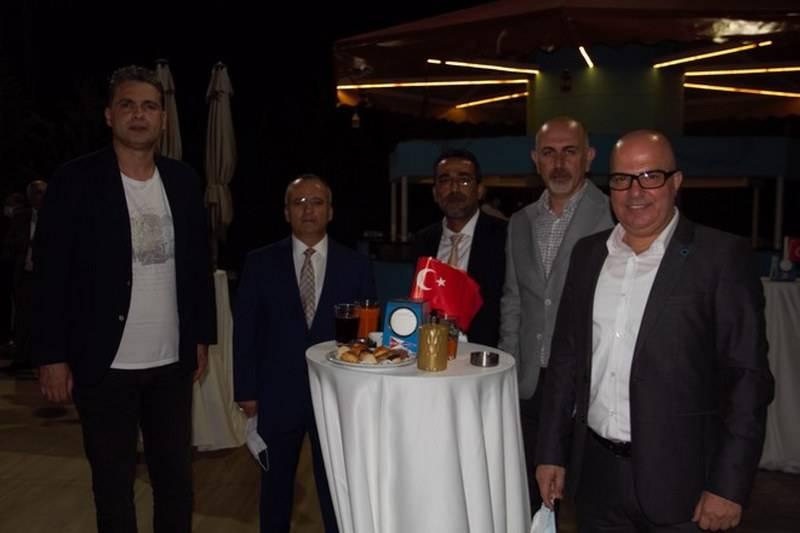 Samsun İYİ Parti kuruluşunun 3'üncü yılını kutladı 4