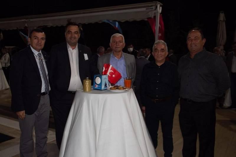 Samsun İYİ Parti kuruluşunun 3'üncü yılını kutladı 9