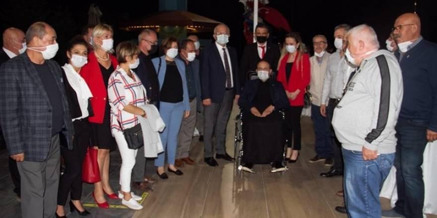 Samsun İYİ Parti kuruluşunun 3'üncü yılını kutladı