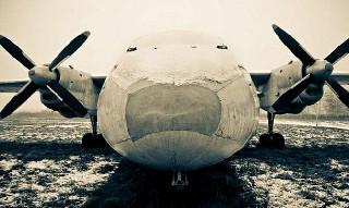 9000 uçaktan oluşan mezarlığı 1