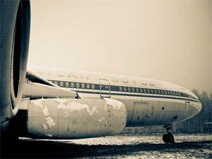 9000 uçaktan oluşan mezarlığı