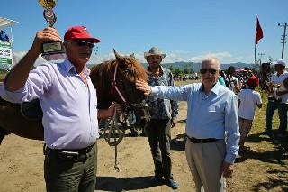 Samsun'da Rahvan At Yarışları galerisi resim 1