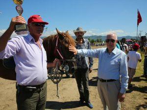 Samsun'da Rahvan At Yarışları